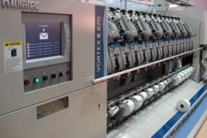 Deliveries of Vortex III 870 exceed 1,000 machines